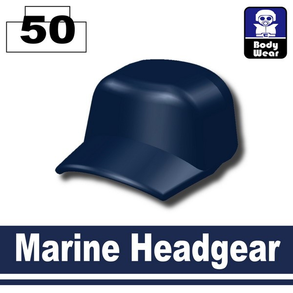 Dark Blue_Marine Headgear