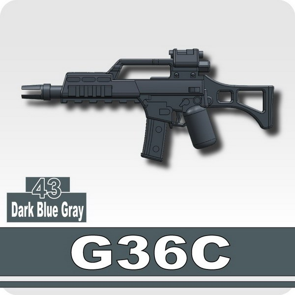 Dark Blue Gray_G36C