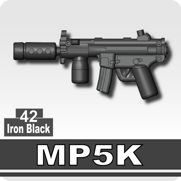 MP5K-Iron Black