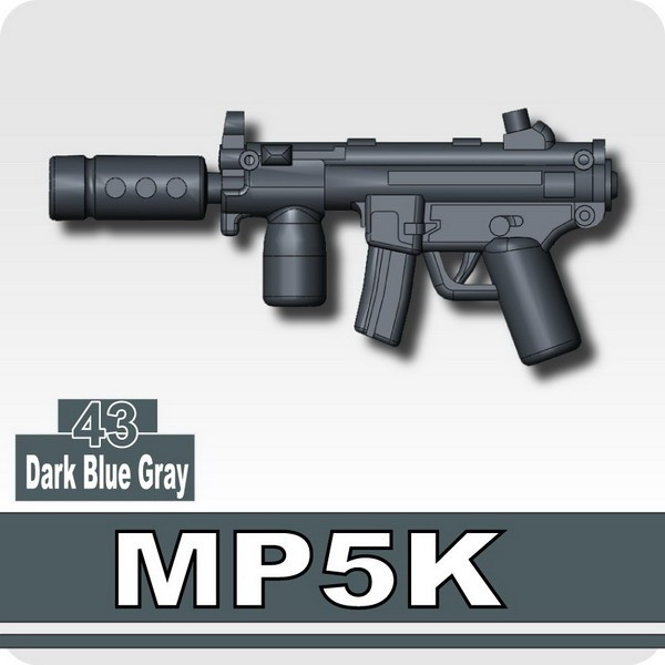 MP5K-Dark Blue Gray