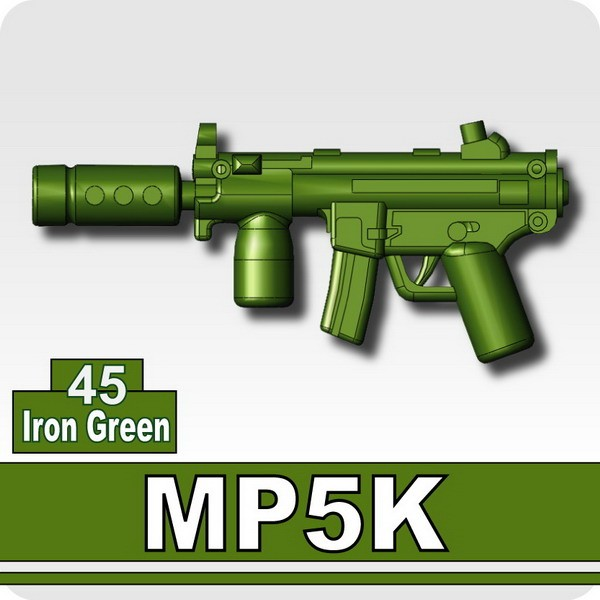 MP5K-Iron Green