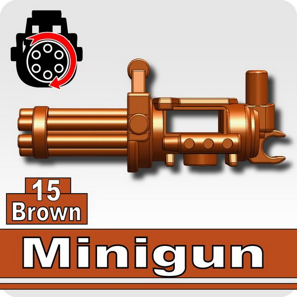 Minigun-Brown