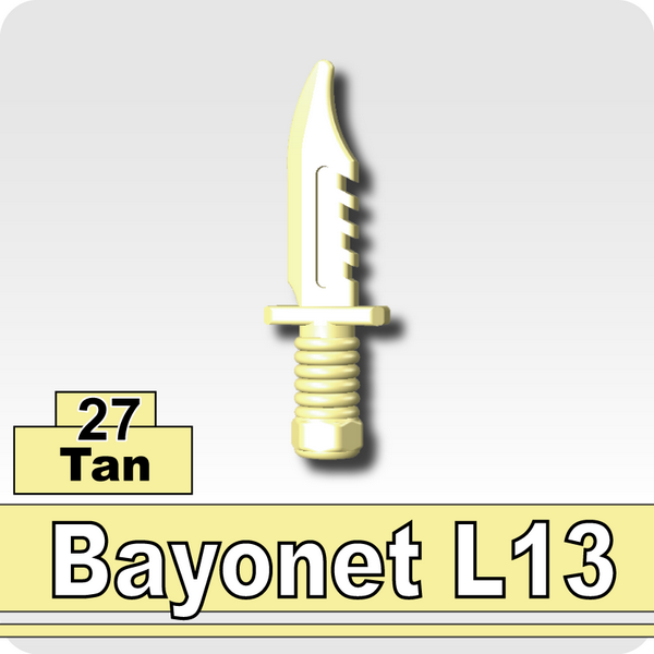 Bayonet L13-Ten