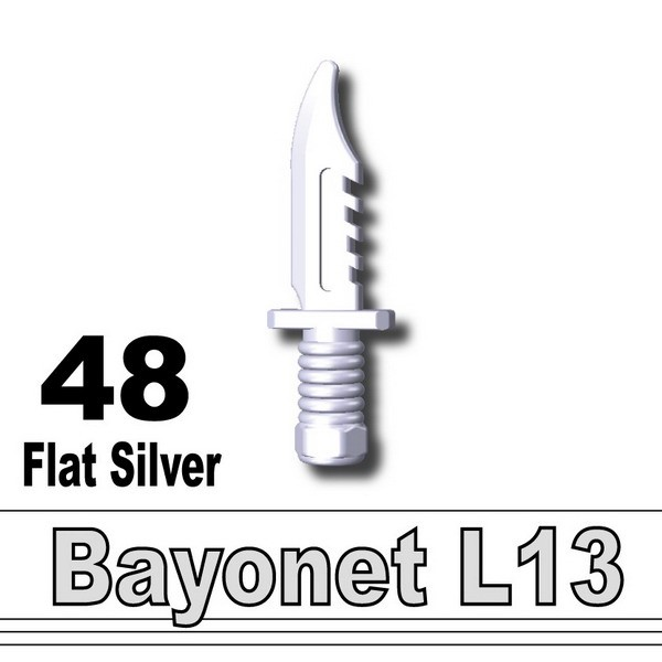 Bayonet L13-Light Silver