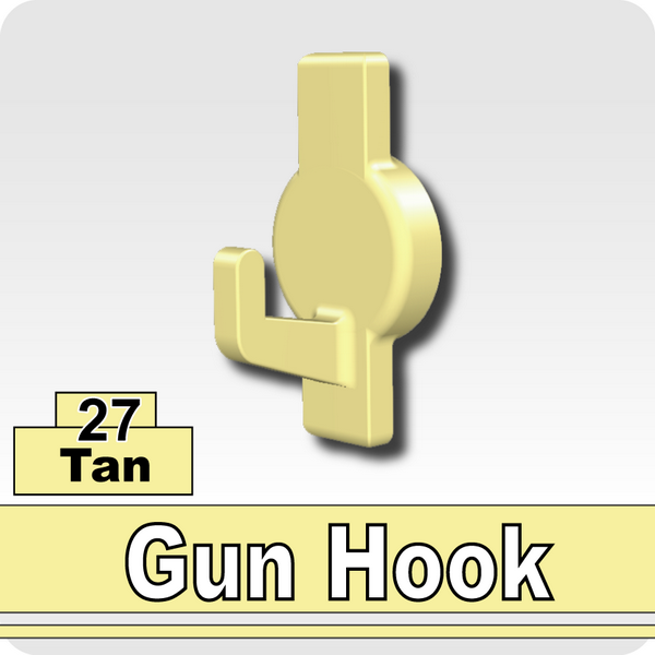 Gun Hook-Ten