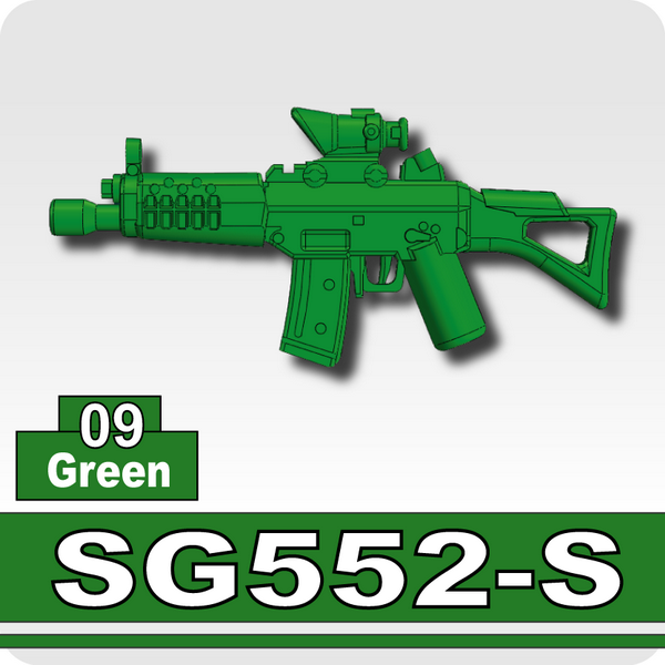 SG552_S-Green