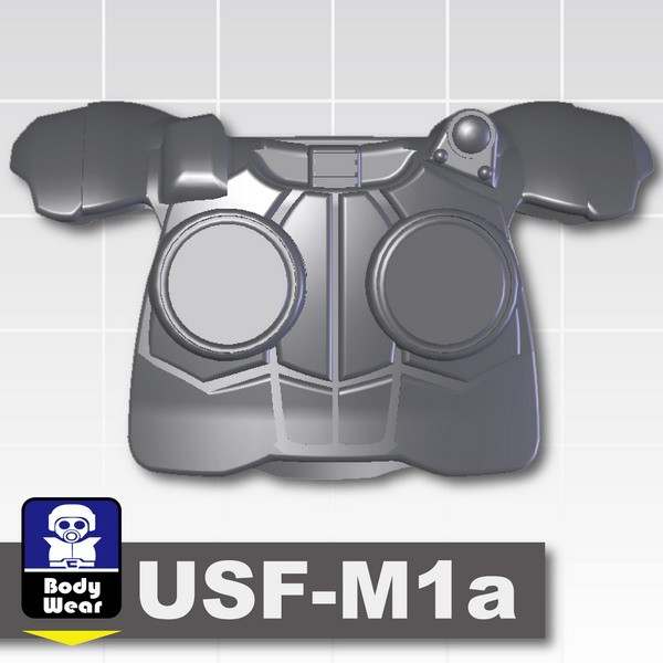 Iron Black_USF-M1a