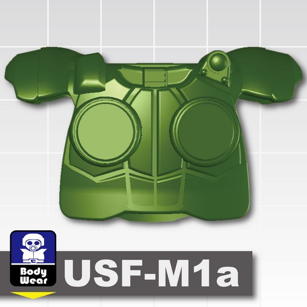 Iron Green_USF-M1a