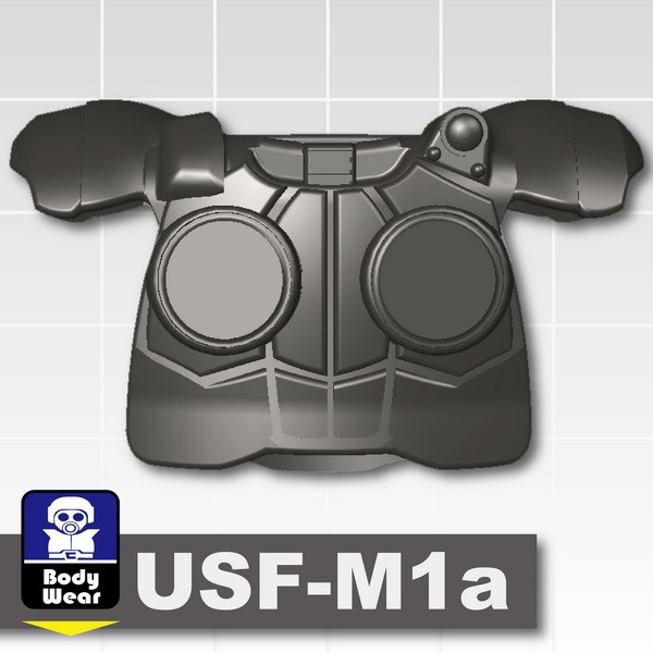 Pearl Dark Black_USF-M1a