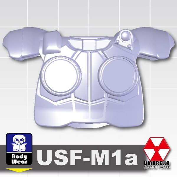 Light Silver_USF-M1a