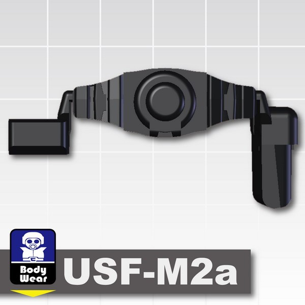 Black_Tactical Belt (USF-M2a)