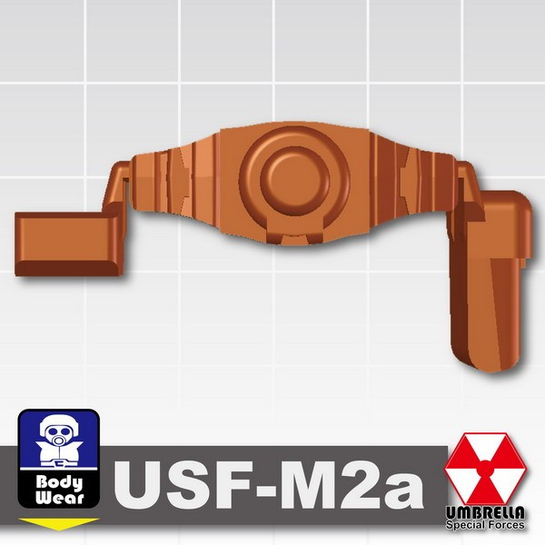 Brown_Tactical Belt (USF-M2a)