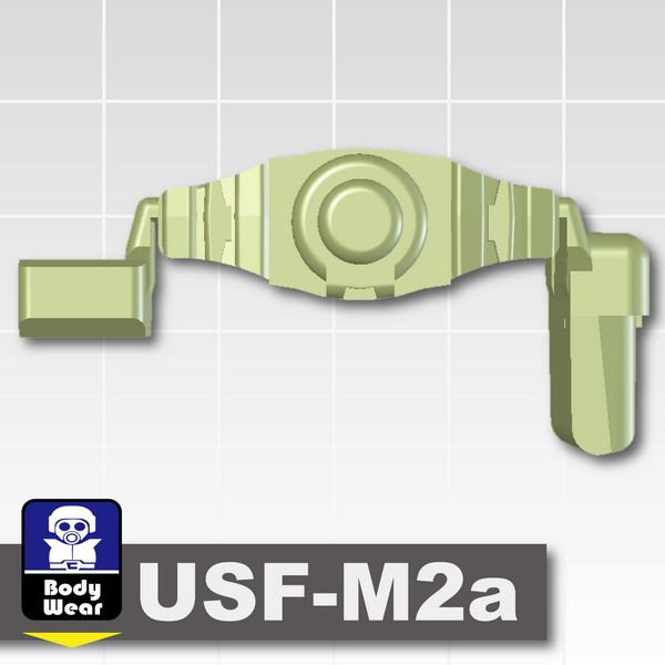 Sand Green_Tactical Belt (USF-M2a)