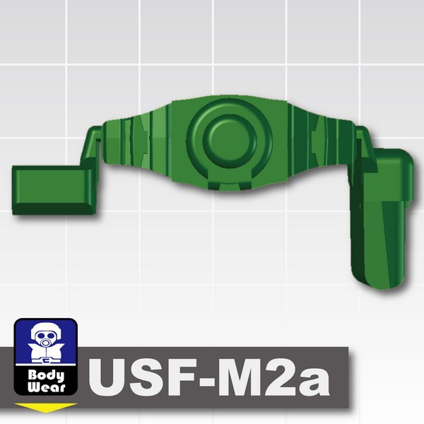 Dark Green_Tactical Belt (USF-M2a)
