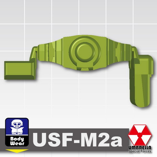 Tank Green_Tactical Belt (USF-M2a)