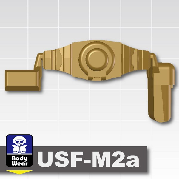 Dark Tan-2_Tactical Belt (USF-M2a)