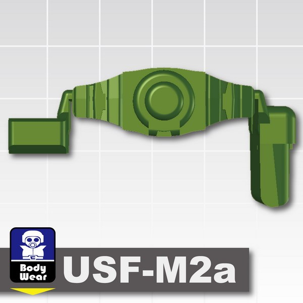 Iron Green_Tactical Belt (USF-M2a)