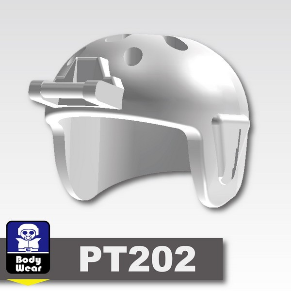 Very Light Gray_Helmet(PT202)