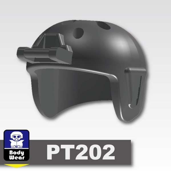 Iron Black_Helmet(PT202)