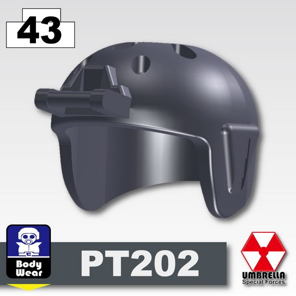 Dark Blue Gray_Helmet(PT202)