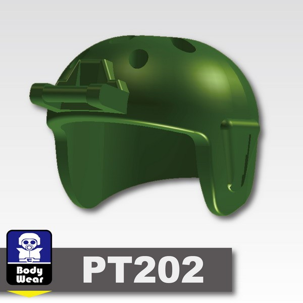 Iron Green_Helmet(PT202)