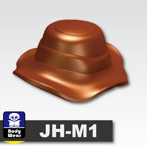 Brown_Boonie Hat(JH-M1)
