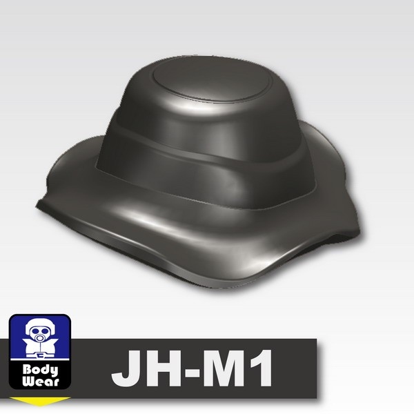 Pearl Dark Black_Boonie Hat(JH-M1)