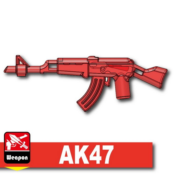 Transparent Red_AK47