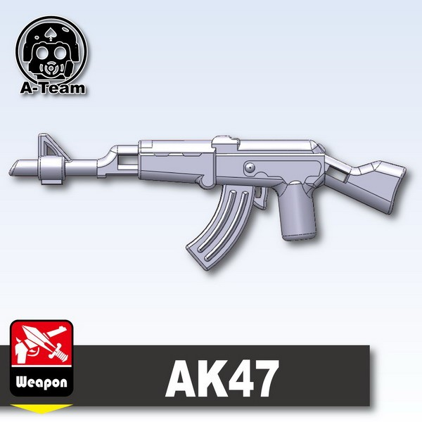 Light Silver_AK47