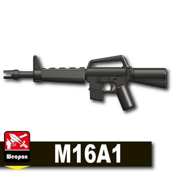 Pearl Dark Black_M16A1