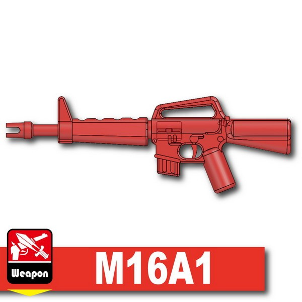 Transparent Red_M16A1