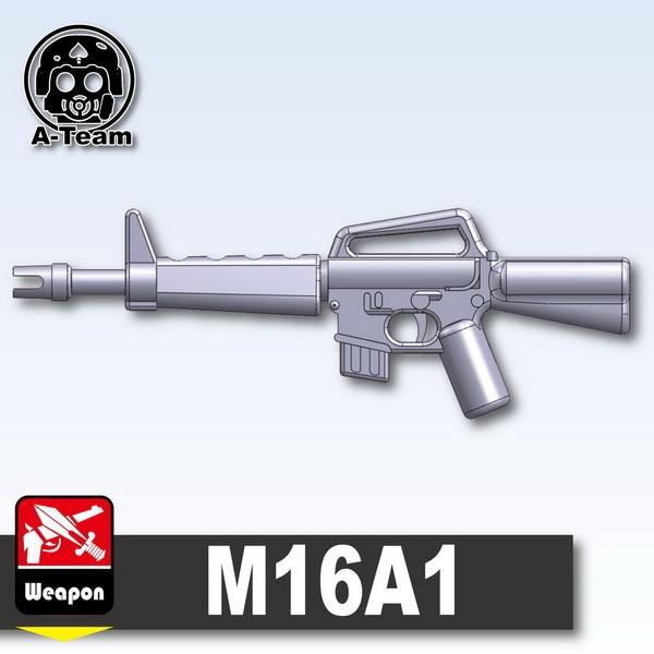 Light Silver_M16A1
