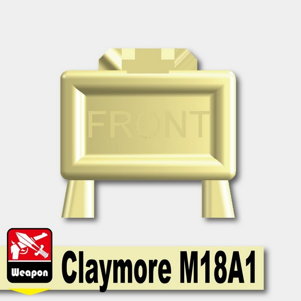 Tan_Claymore M18A1