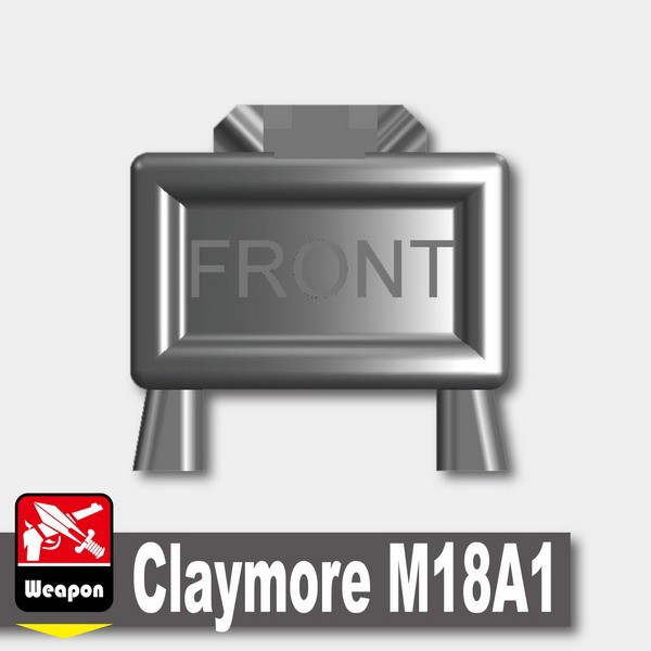 Iron Black_Claymore M18A1