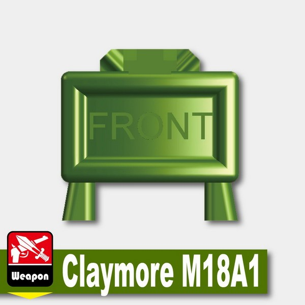 Iron Green_Claymore M18A1