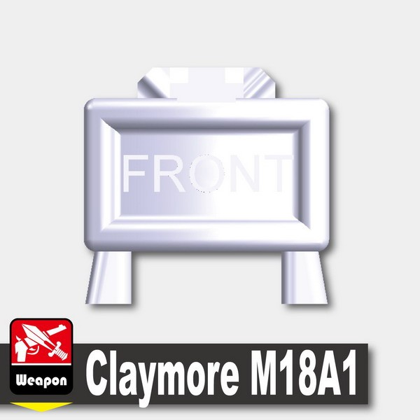 Light Silver_Claymore M18A1