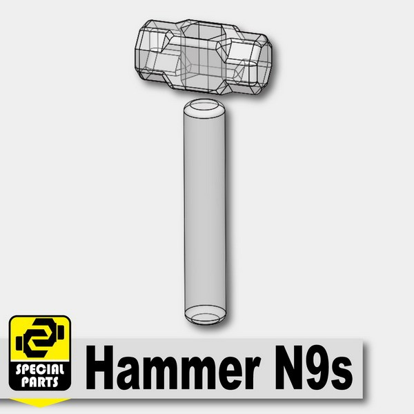 Mx Clear_Hammer N9s