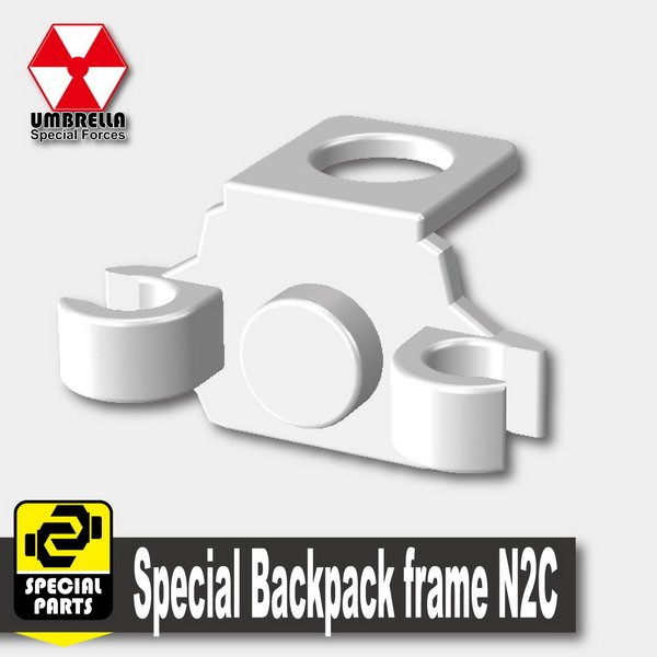 White_Special Backpack frame N2C