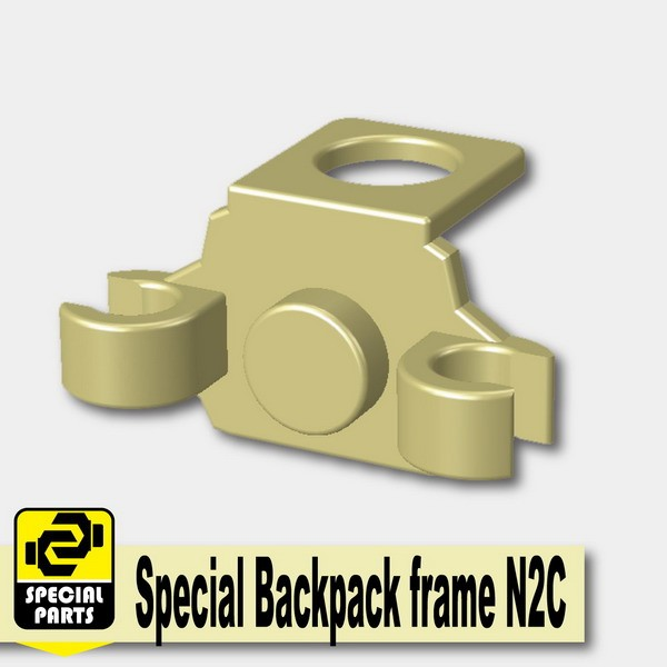 Tan_Special Backpack frame N2C