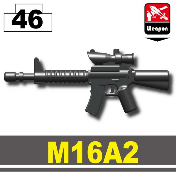 Pearl Dark Black_M16A2