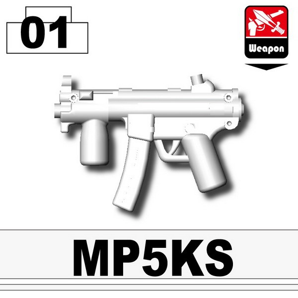White_MP5KS