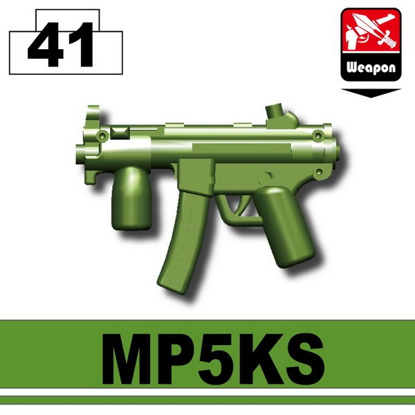 TanK Green_MP5KS