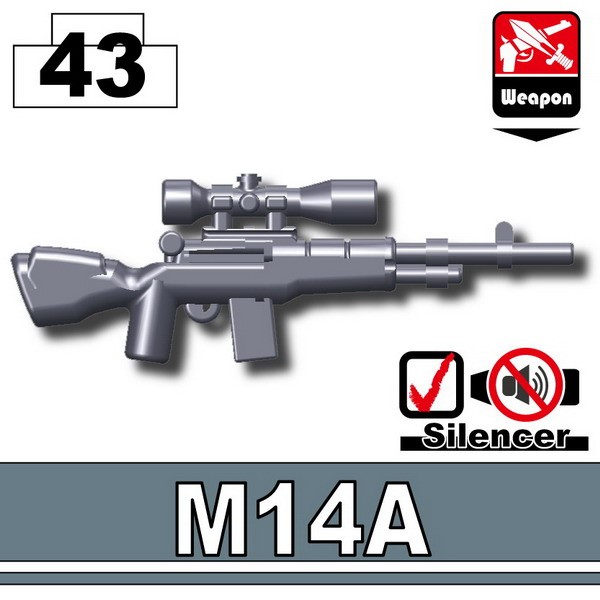Dark Blue Gray_M14A
