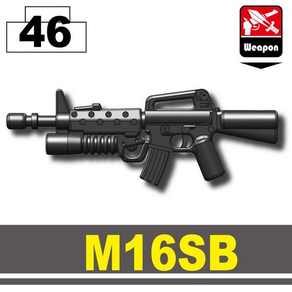 Pearl Dark Black_M16SB