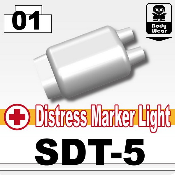 White_Distress Marker Light (SDT-5)