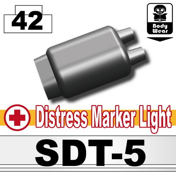 Iron Black_Distress Marker Light (SDT-5)