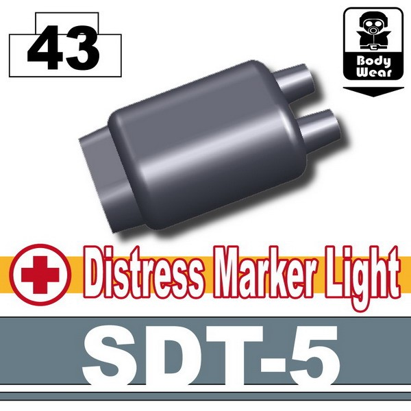 Dark Blue Gray_Distress Marker Light (SDT-5)