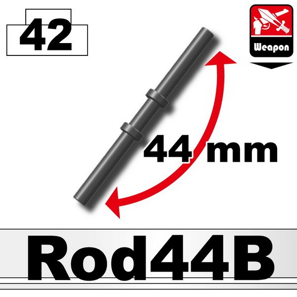 Iron Black_Rod44B