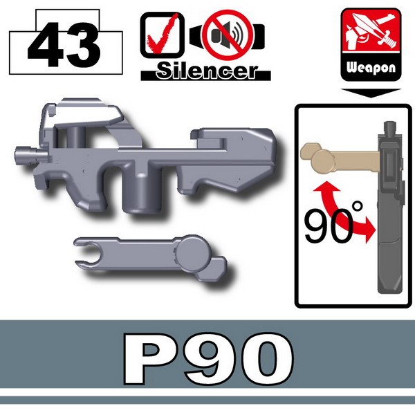 Dark Blue Gray_P90