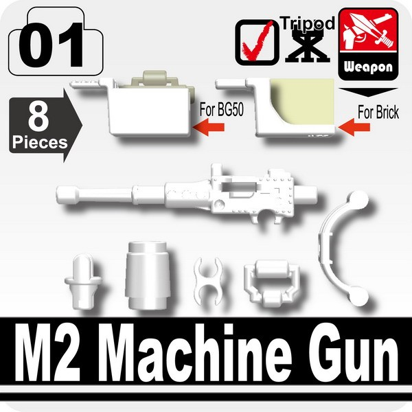 White_M2 Machine Gun